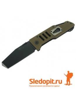 Нож Sanrenmu GA-T08B лезвие 86мм черное