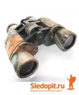 Бинокль Yagnob 10x40 камуфляжный пылевлагозащищенный