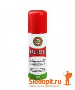 Масло оружейное Ballistol спрей 200мл