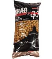 Бойлы Starbaits Grab&Go 14мм вкус кальмар осминог упаковка 3кг
