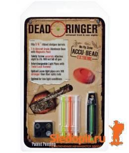 Мушка Dead Ringer 1/4 Accu-Bead Extreme Single Pack