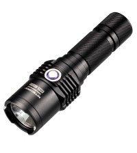 Тактический фонарь NiteCore EC25W CREE XM-L U2 850 люмен теплый свет + подарок