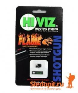 Мушка Flame Sight универсальная HIVIZ красная