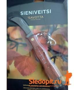 Нож грибника Savotta Mushroom knife