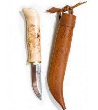 Нож Karesuando Haren 75мм традиционный шведский