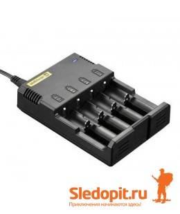 Автоматическое зарядное устройство Li-ion NiteCore V2 Intellicharge i4