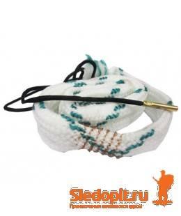 Гибкая змейка Nimar для чистки нарезного оружия калибр 7мм