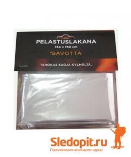 Одеяло первой помощи SAVOTTA Emergency blanket