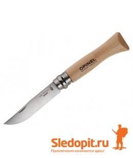 Нож складной Opinel 7 нержавеющая сталь