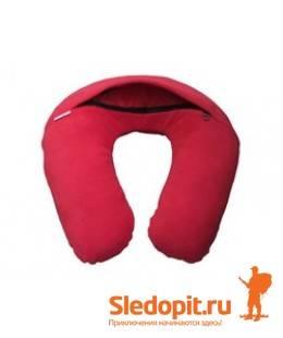 Дорожная подушка с кошельком