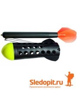Комплект прикормочная ракета с маркером Quantum Spod Pointer Kit