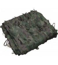 Прокат тента легкого продуваемого для защиты от солнца, для палаток, навесов, беседок 3х1.5м лес