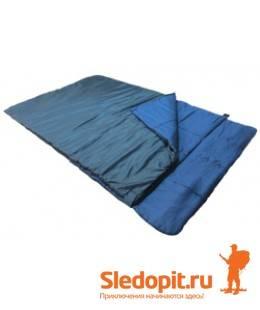 Спальный мешок трехслойный Зубрава МС300ДХ двухместный
