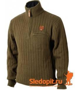 Свитер JahtiJakt Forest Sweater green