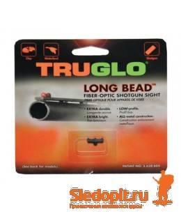 Мушка Truglo TG947 2.6мм зеленая ввинчивающаяся металлическая