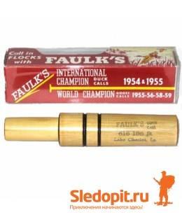 Манок на утку Faulk`s CA-11