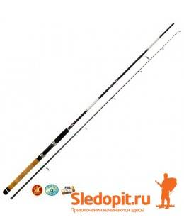 Спиннинг Zebco Topic Spin Star Jig 2.4m 2-15g